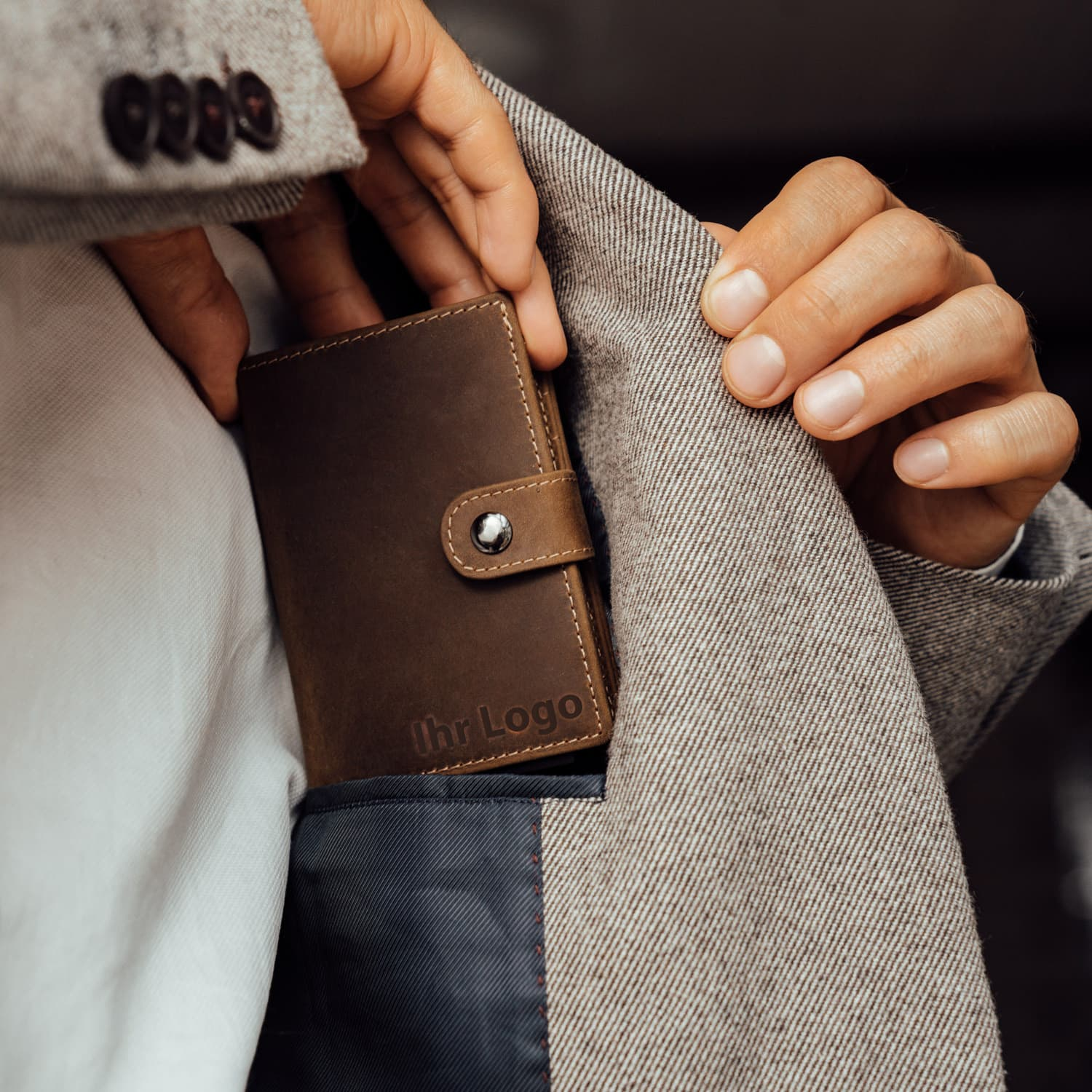 Slim Wallet Funktionsweise